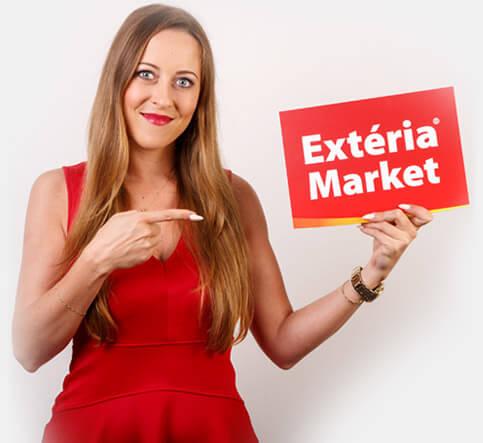 EXTÉRIA s.r.o. Vaše podnikanie sjednotkou na trhu
